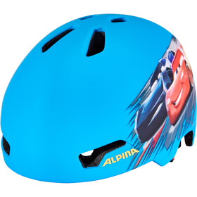 Alpina Hackney Disney Casque Enfant, Cars